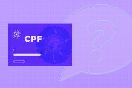 O que é o CPF?